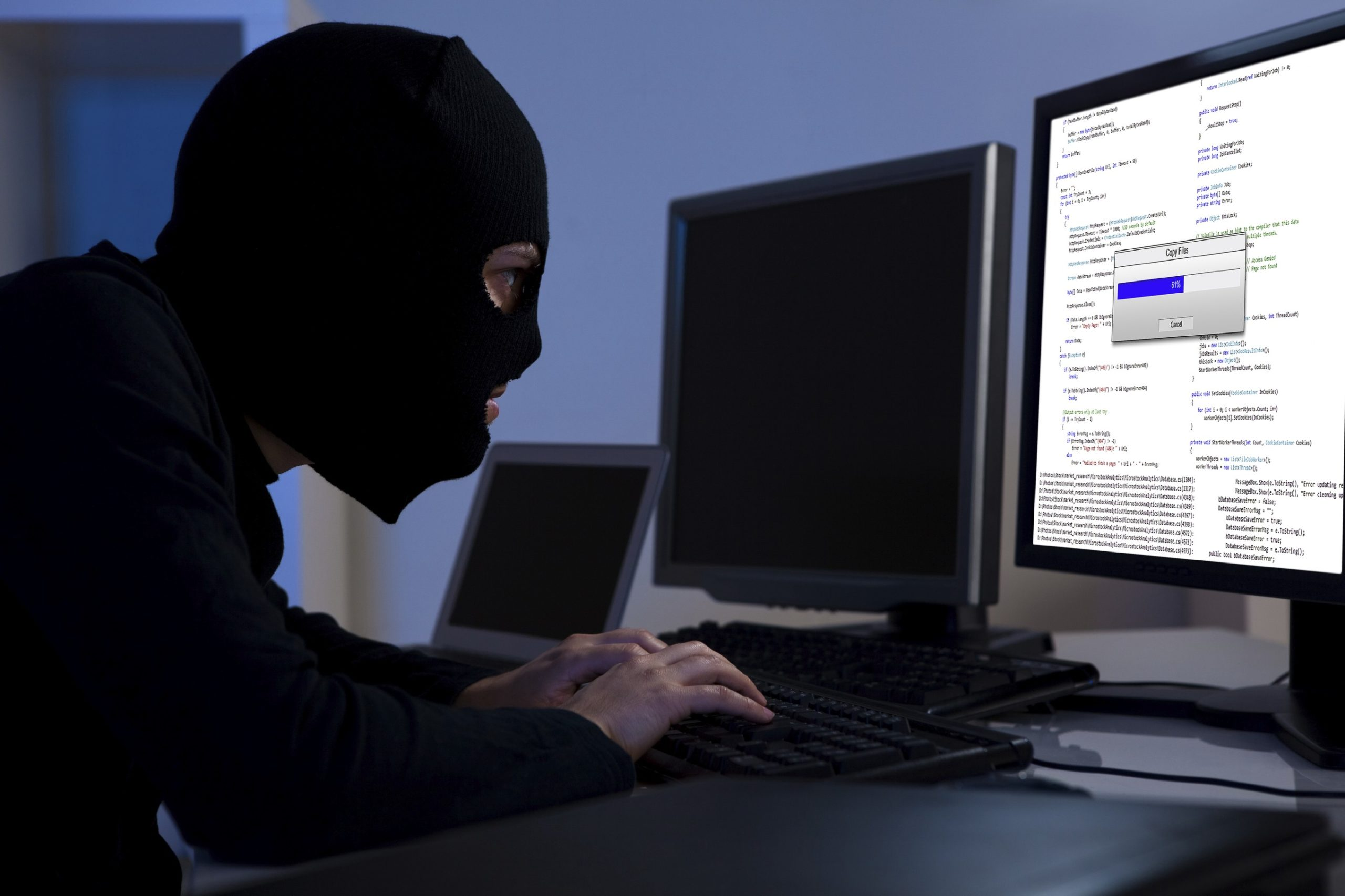 How to keep computer safe from hackers