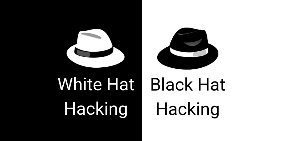 What is the difference between a Black Hat Hacker and White Hat Hacker?